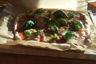 glutenfreie Pizza Gluten free pizza