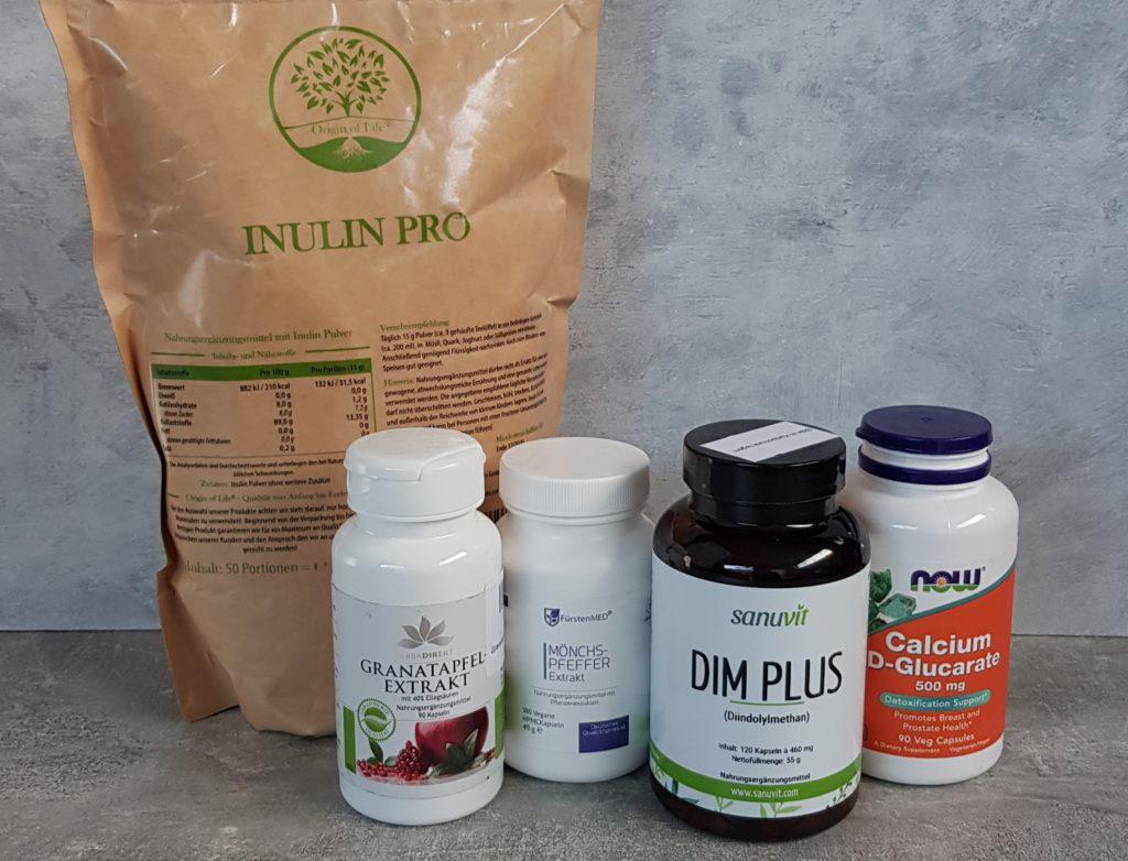 Supplements Estrogen-Detox