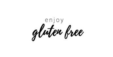 enjoy gluten free