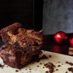 Glutenfreie Erdnussbutter-Brownies